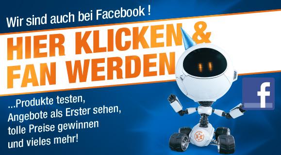 expert-TechnoMarkt.de bei Facebook