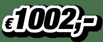 € 1.002,00