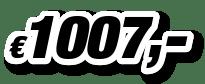 € 1.007,00