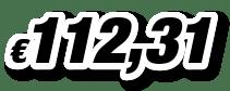 € 112,31