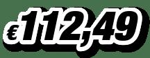 € 112,49