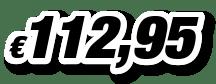 € 112,95