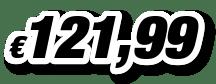 € 121,99
