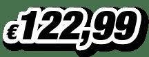 € 122,99