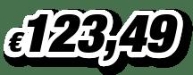 € 123,49