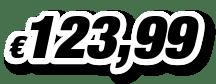 € 123,99