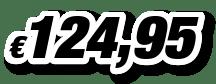 € 124,95