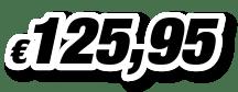 € 125,95