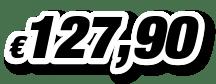 € 127,90