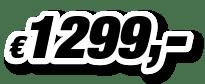 € 1.299,00