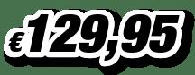 € 129,95