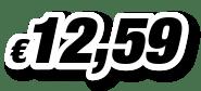 € 12,59