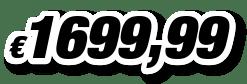 € 1.699,99