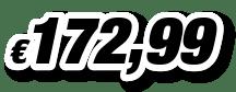 € 172,99
