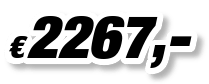 € 2.267,00