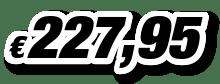 € 227,95