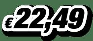 € 22,49