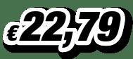 € 22,79