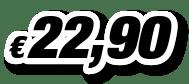 € 22,90