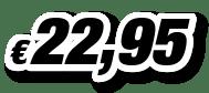 € 22,95