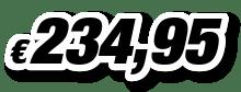 € 234,95