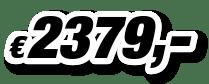 € 2.379,00