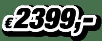 € 2.399,00