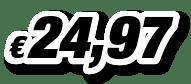 € 24,97