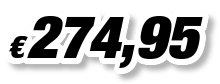 € 274,95