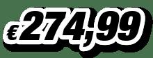 € 274,99