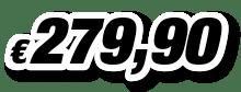 € 279,90
