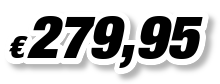 € 279,95