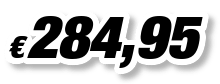 € 284,95