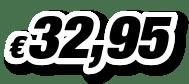 € 32,95