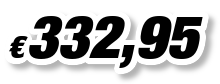 € 332,95
