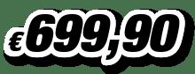 € 699,90