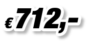 € 712,00