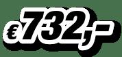 € 732,00