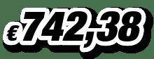 € 742,38