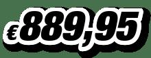 € 889,95