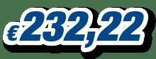€ 232,22